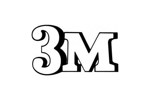 3M Logo 1951