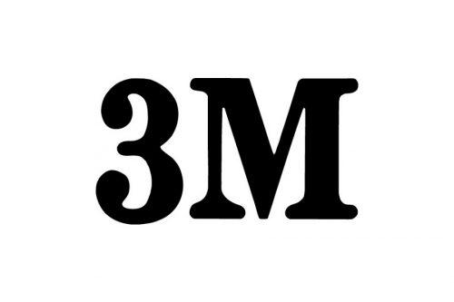 3M Logo 1960
