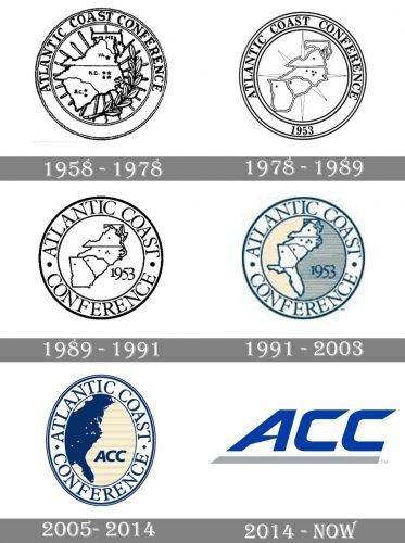ACC Logo history