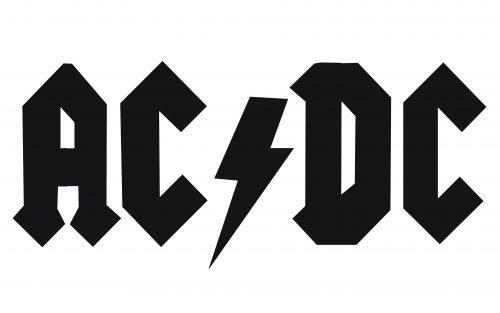 ACDC logо