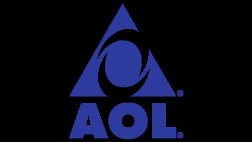 AOL Logo 1996