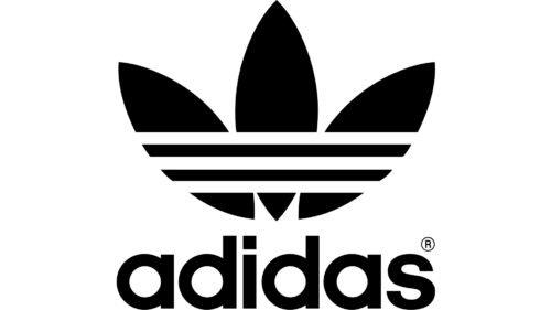 Adidas Logo old