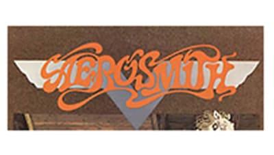 Aerosmith Logo 1975
