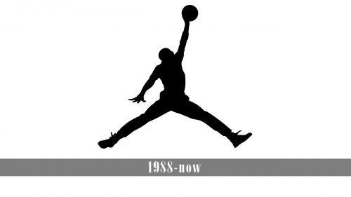 Air Jordan Logo history