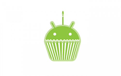 Android Version Logo-2009-2011