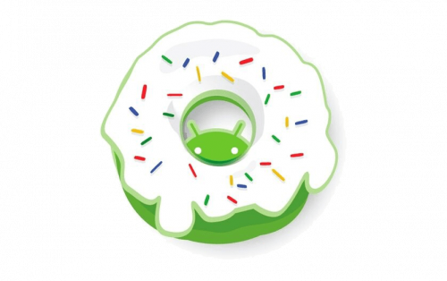 Android Version Logo-2009-2011 donut
