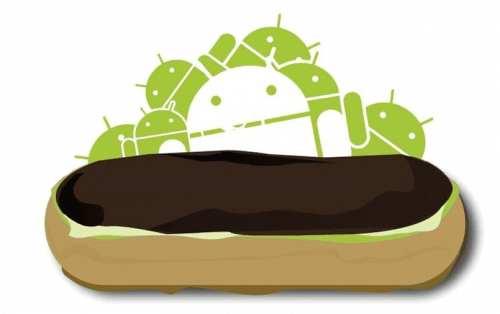 Android Version Logo-2009-2011 eclair