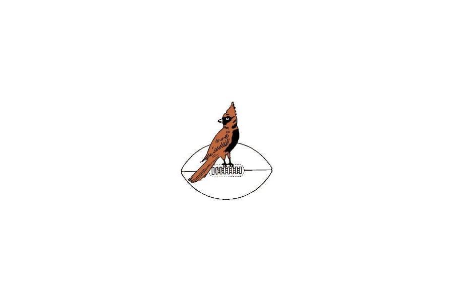 Arizona Cardinals Logo 1947