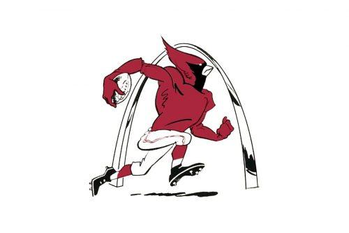 Arizona Cardinals Logo 1960