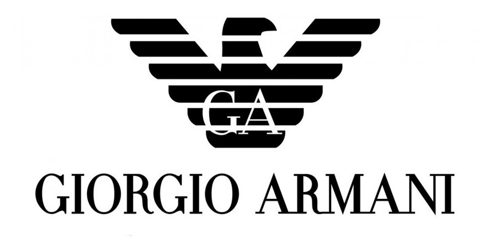 meaning giorgio armani logo and symbol history and evolution