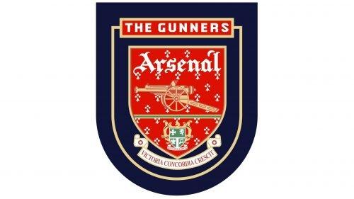 Arsenal Logo 1994