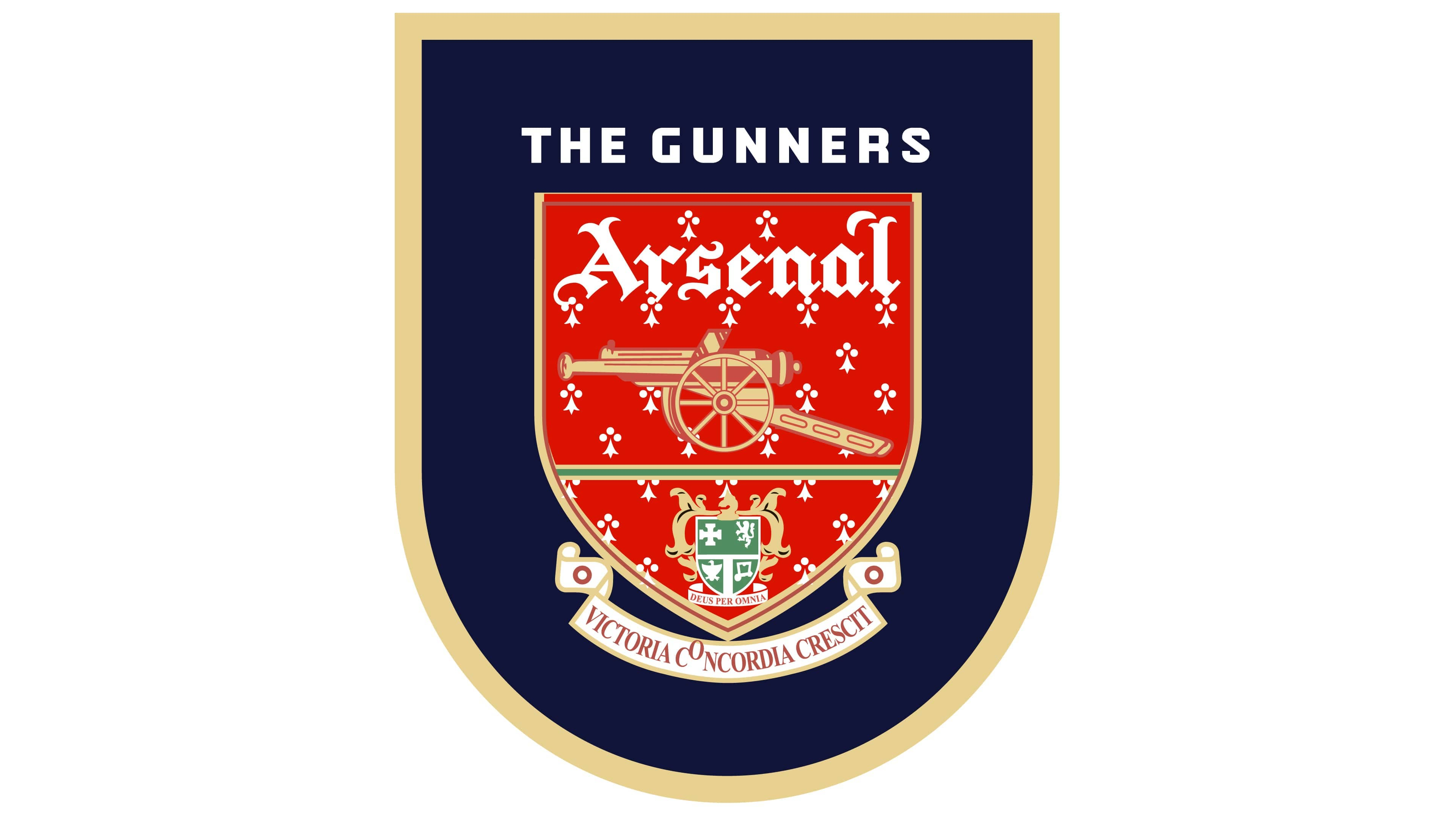 Arsenal logo and symbol, meaning, history, PNG