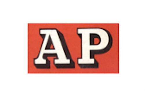 Associated Press Logo 1945
