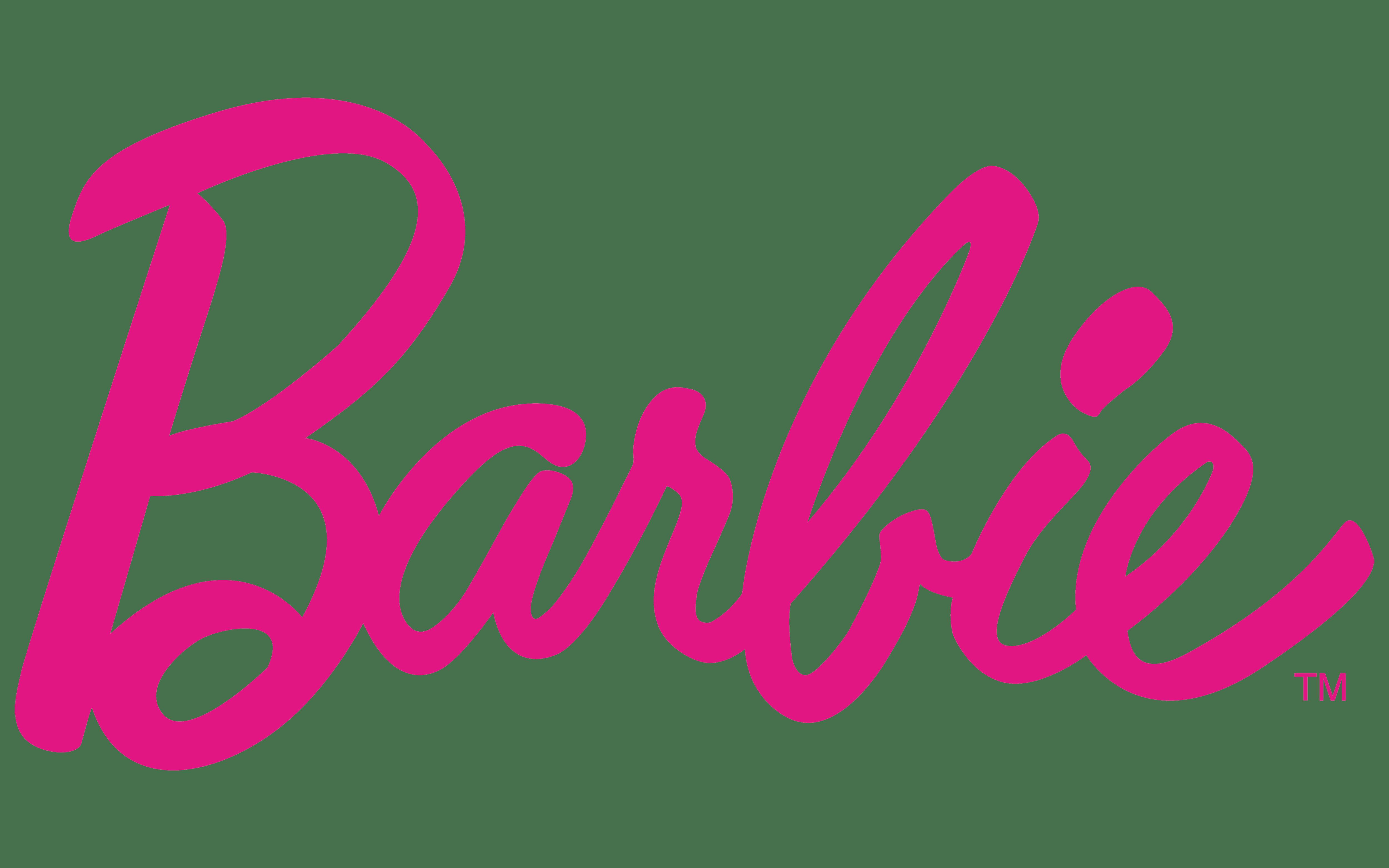 Barbie Logo Barbie Symbol Meaning History And Evolution