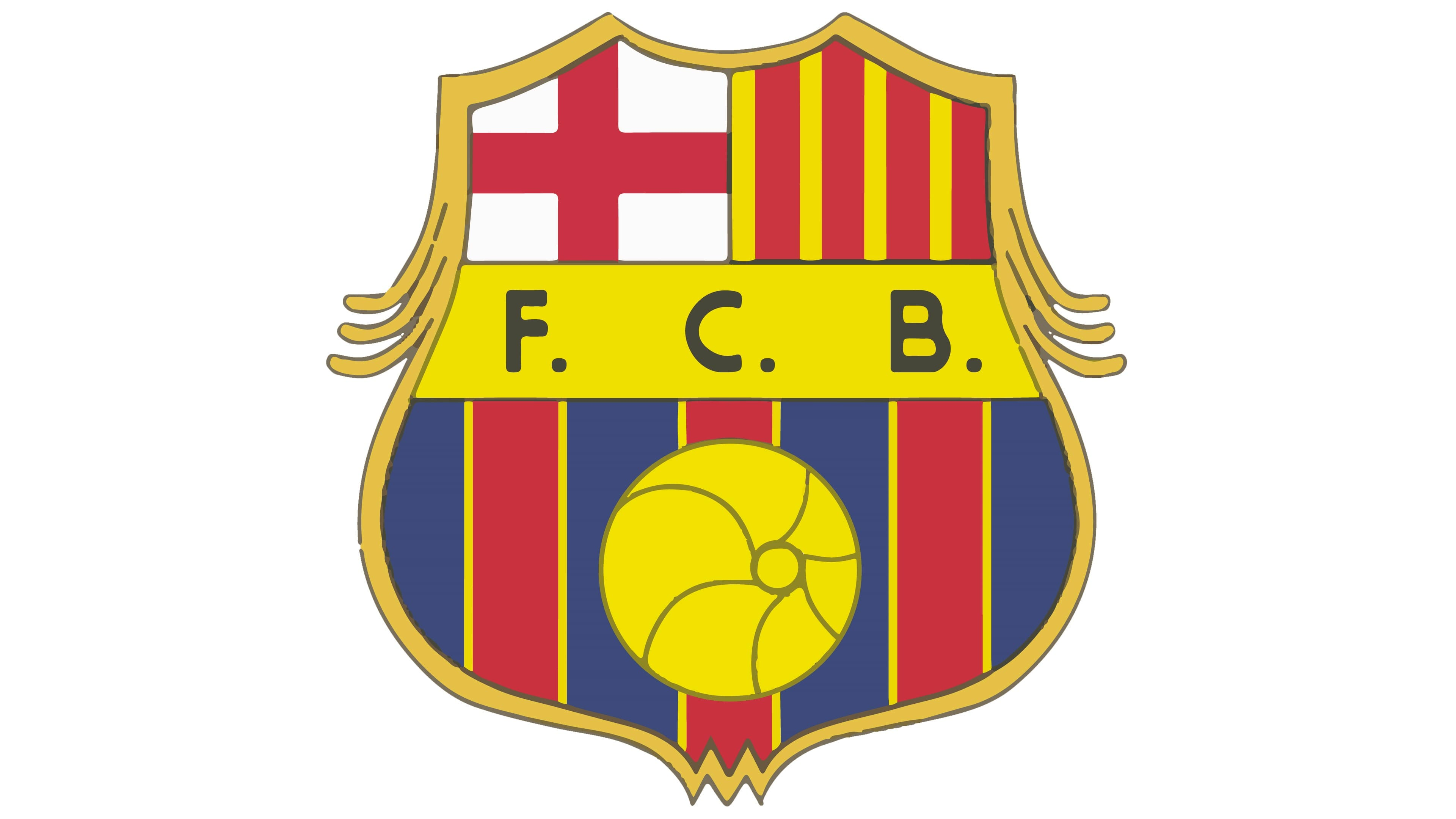 barcelona logo fc and symbol meaning history png barcelona logo fc and symbol meaning