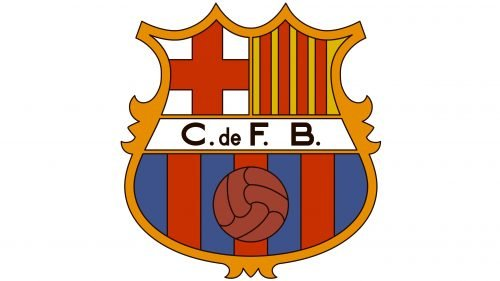 Barcelona Logo 1949
