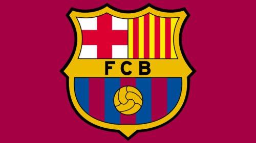 Barcelona logo colors