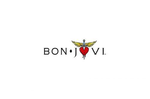 Bon Jovi Logo 1985