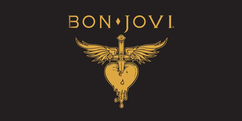 Meaning Bon Jovi logo and symbol | history and evolution