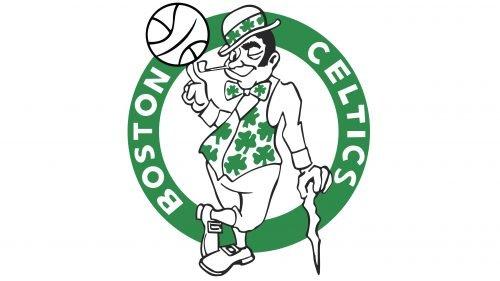 Boston Celtics Logo 1974