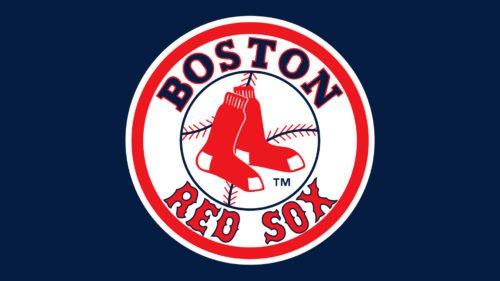 Boston Red Sox logo color