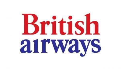 British Airways Logo 1973