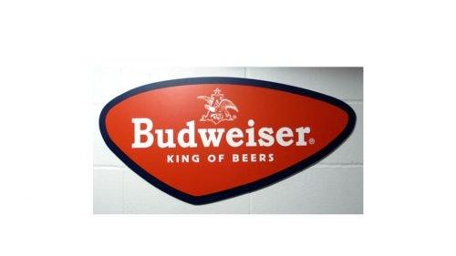Budweiser Logo 1952