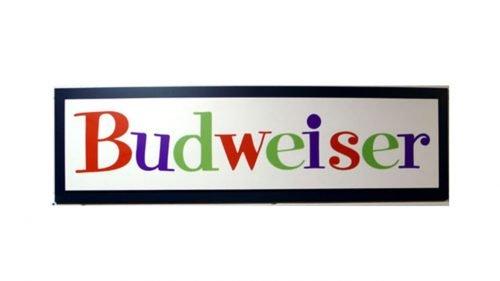 Budweiser Logo 1963
