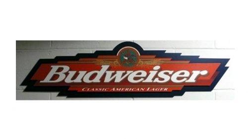 Budweiser Logo 1996