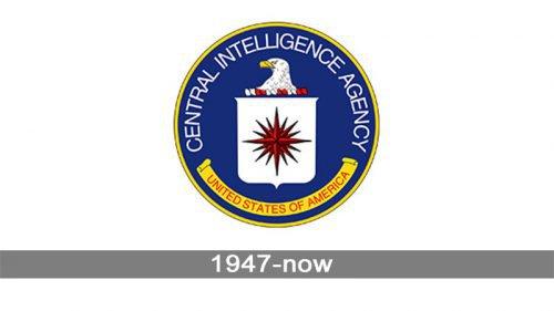 CIA Logo history