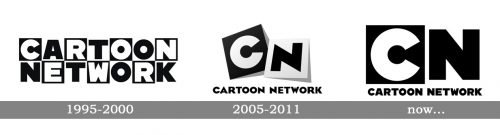 cartoon network logo history