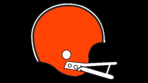 Cleveland Browns Logo 1970