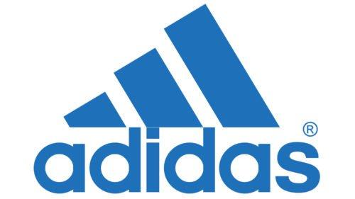 Color Adidas logo