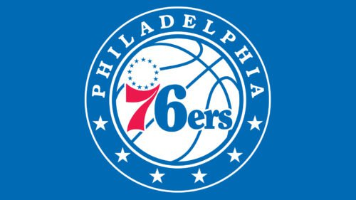 Color Philadelphia 76ers Logo