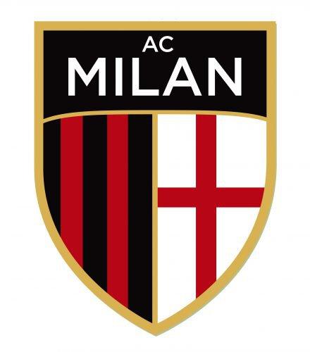 colors ac milan logo