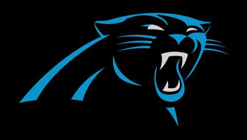 colors carolina panthers logo
