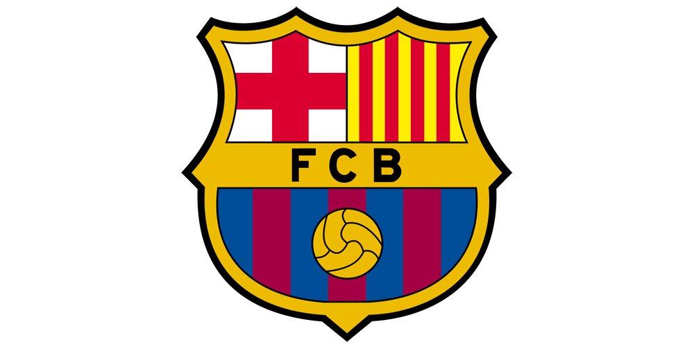 barcelona logo barcelona symbol meaning history  evolution