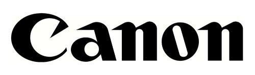 font canon logo