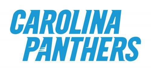 font carolina panthers logo