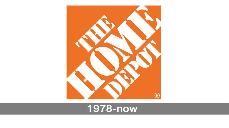 Home Depot Logo And Symbol Meaning History Png