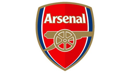 New Arsenal logo