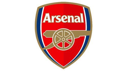 New Arsenal logo