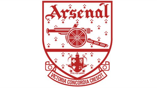 Old logo Arsenal