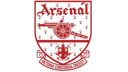 Old logo Arsenal
