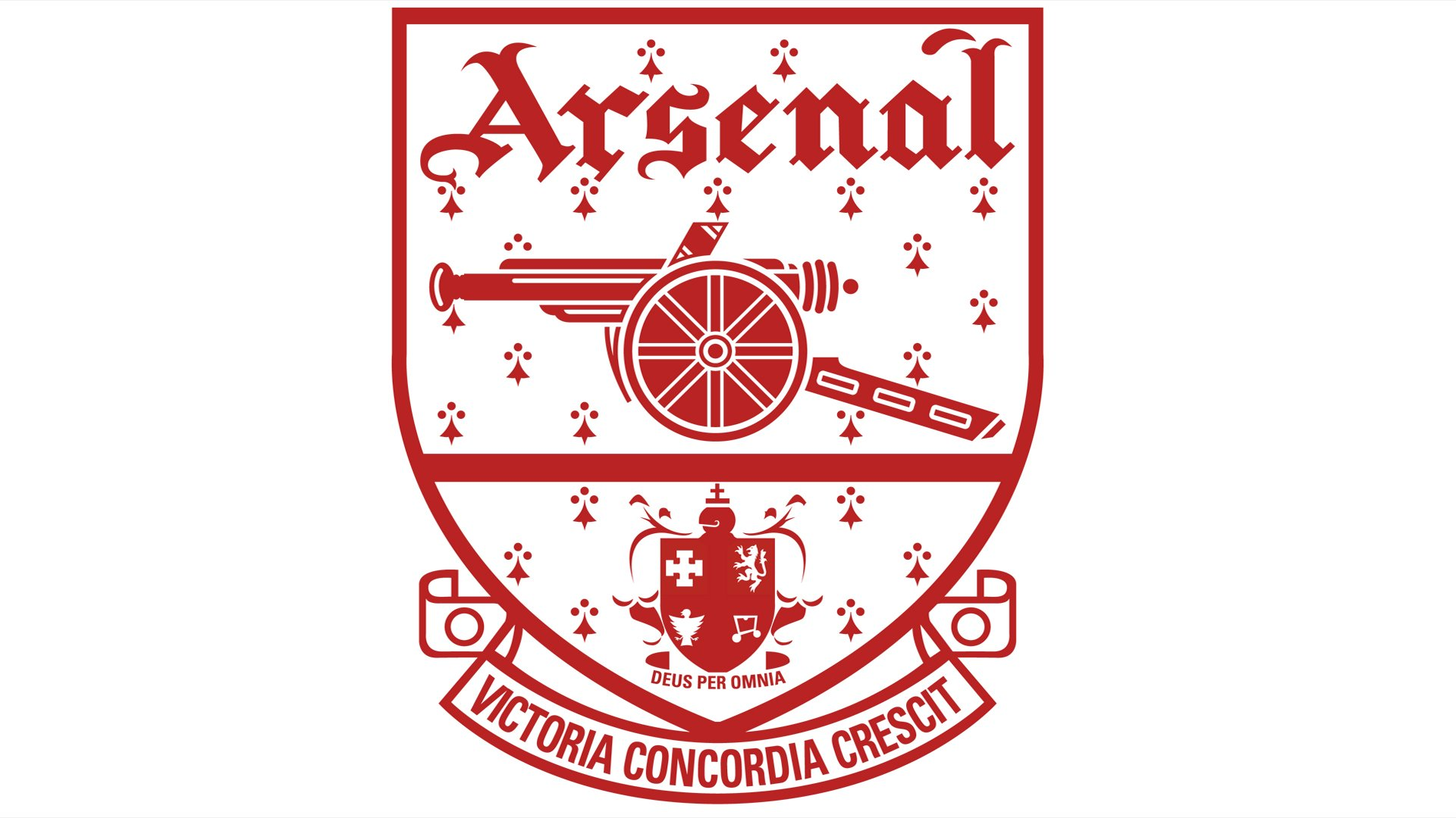 Arsenal Fc Logo: Arsenal Logo, Arsenal Symbol Meaning, History And Evolution