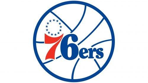 Philadelphia 76ers Logo 1977