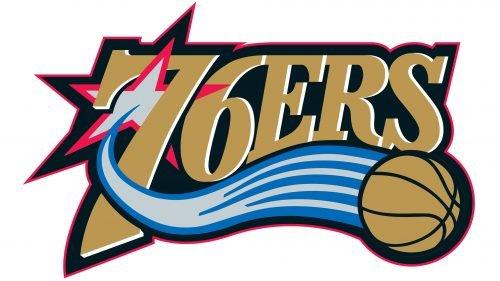 Philadelphia 76ers Logo 1997