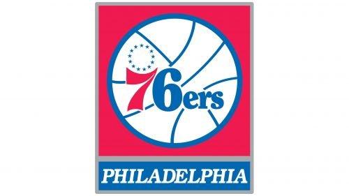 Philadelphia 76ers Logo 2009
