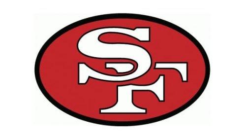 San Francisco 49ers Logo 1968