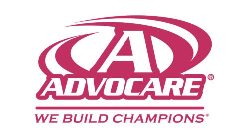 pink advocare logo